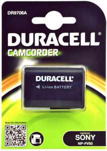Duracell DR9706A - Sony NP-FV50 - 2874991753