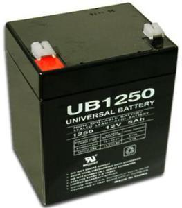 Akumulator żelowy 12V 5Ah - 2874992027