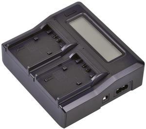 Ładowarka Dual LCD SONY NP-FZ100 - 2874992185