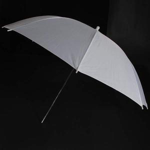 Parasolka biała 83 cm - 2874992429