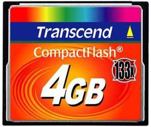 Transcend Karta pamięci CF 4GB - 2874992524