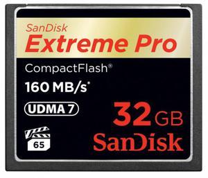 Sandisk Extreme PRO CompactFlash 32GB - 2874992527