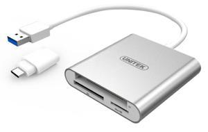 Unitek Czytnik kart pamięci USB 3.0 Y-9313D - 2874992558