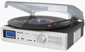 Sencor Gramofon/radio/digitizer STT 210U - 2874992583
