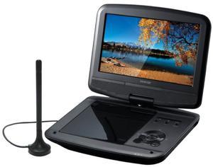 Sencor Przenośny odtwarzacz DVD SPV 7925T - 2874992599