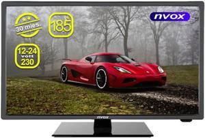 NVOX Telewizor przenośny LED 19 cali 19C510B - 2874992784