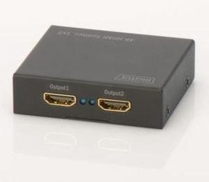 Digitus Aktywny rozdzielacz 4K HDMI 2 port - 2874992813