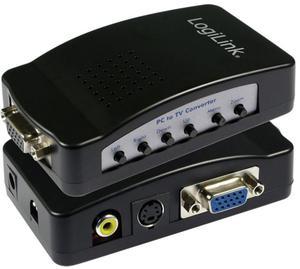 LogiLink Konwerter VGA do AV VG0003 - 2874992945