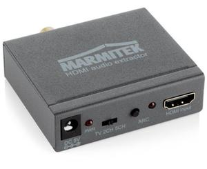 Marmitek HDMI 4K Audio Extractor AE14 - 2874992960