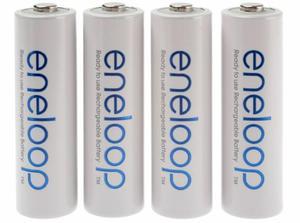 Panasonic Akumulatory AA Eneloop 2000mAh 4 szt. - 2874992973