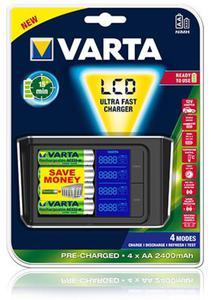 Varta Ładowarka LCD Ultra Fast Charger - 2874993012