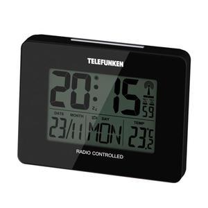 Stacja pogodowa Telefunken FUD-40 czarna - 2850899215