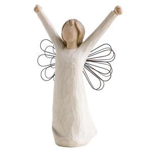 Anioł odwagi Courage 26149 Susan Lordi Willow Tree figurka ozdoba świąteczna - 2844339542