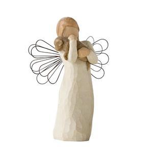 Anioł Przyjaźni Angel of Friendship 26011 Susan Lordi Willow Tree figurka ozdoba świąteczna - 2846499637
