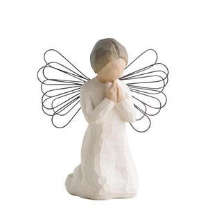 Anioł w modlitwie Angel of Prayer 26012 Susan Lordi Willow Tree figurka ozdoba świąteczna - 2846499638