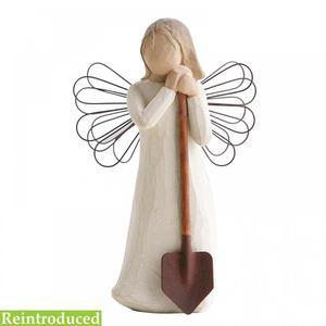 Anioł Twojego ogrodu Angel of the Garden 26103 Willow Tree figurka ozdoba...