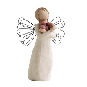 Anioł Dobrego Zdrowia Good Health 26123 Willow Tree figurka ozdoba świąteczna dewocjonalia - 2855967706