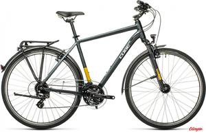 Rower Cube Touring grey´n´yellow 2021 - 2903642011