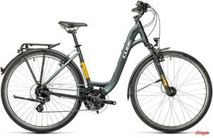 Rower Cube Touring Easy Entry grey´n´yellow 2021 - 2903642013