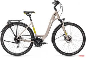 Rower Cube Touring Pro Easy Entry grey´n´green 2021 - 2903642021