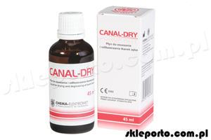 Candy Dry 45 ml - preparat do osuszania i odtłuszczania kanałów korzeniowych - 2855534363