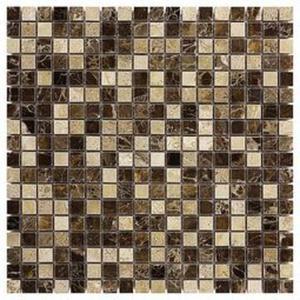 Emperador Mix 15 Mozaika Kamienna 30,5x30,5 - 2877828470