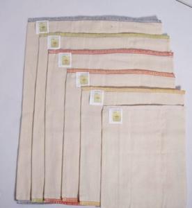 {ECOpi} Pieluszka prefold z bawełny niebielonej - 1751534116