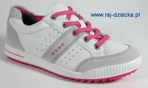 Ecco Buty dla dzieci Nr art. 73350357359 Concrete White Candy - 2826069330