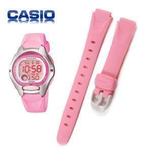 Pasek do zegarka Casio LW-200-4B - 2847777245
