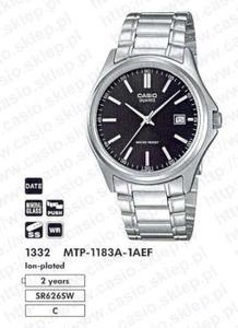 Zegarek Casio MTP-1183A-1A - 2847776705