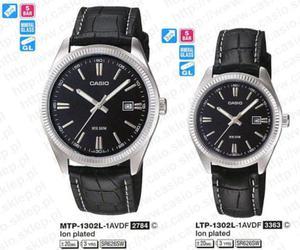 Zegarek Casio MTP-1302L-1A - 2848473423