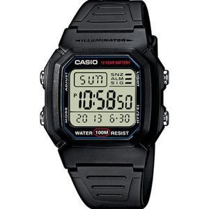 Zegarek Casio W-800H-1A - 2847776797