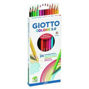 Kredki ołówkowe GIOTTO Colors 3.0 - 24 szt. - 2857028843