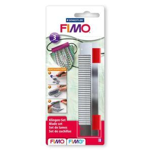 Nożyki Fimo do mas - zestaw 3 sztuki - 2824729939