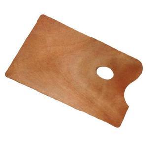 Paleta drewniana PROSTOKĄTNA 30x40x0,3 cm - 2824730497