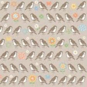 Serwetki do decoupage 33x33cm BIRDS PATTERN - 2824732821