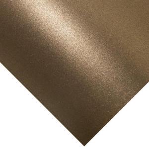 Papier dekoracyjno - wizytówkowy metalizowany Pollen 21x29,7cm - BRONZE IRISE - 120mg/m2 - 2824734040