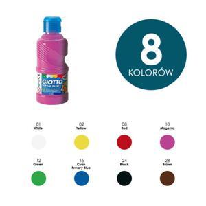 Farby akrylowe Giotto Acrylic - 500ml - 2824734787