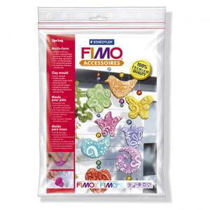 Forma do odlewów Fimo - wiosna - 2824729421