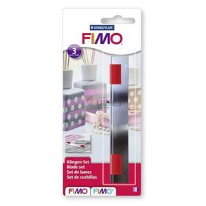 Nożyki Fimo do mas - zestaw 3 sztuki - 2850621990