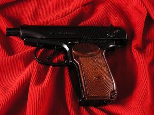 Radziecki pistolet Makarowa PM z 1951r. - 2822871007