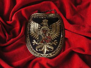 OZDOBNY HISTORYCZNY RYNGRAF DO SZABEL - 2822871351