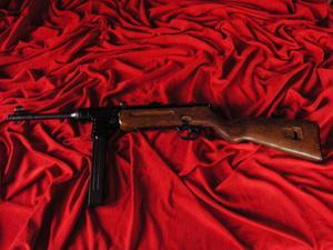 PISTOLET MASZYNOWY - MP41 SCHMEISSER HAENEL - 2822871354