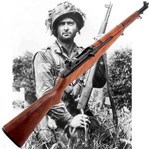 POSZUKIWANY I ZDUMIEWAJĄCY KARABIN GARAND M1 kaliber 30 Z 1932 r. - 2822870174