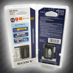 SONY Bateria NP-FH70 akumulator do BC-TRP - NP-FH70 - 2827267112