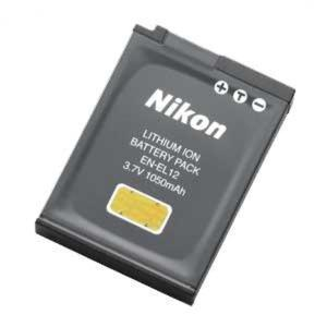 Nikon Bateria EN-EL12 Akumulator do Nikon S630 - 2827267171