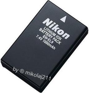 Nikon Bateria EN-EL9 Akumulator ENEL9 D40 D40X D60 - EN-EL9 - 2827267213