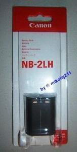 Canon Bateria NB-2LH Akumulator do EOS 350D - 2827267219
