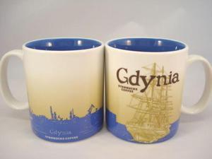 Starbucks POLAND CityMug GDYNIA 2011 Polen CITY MUG ICON - Mug GDYNIA - 2827267234