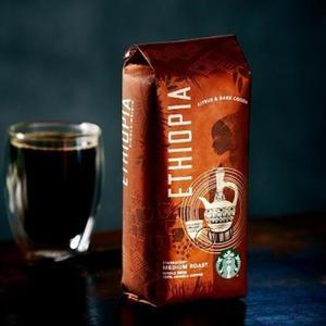 Kawa Starbucks ETHIOPIA Coffee ziarnista 250g - ETHIOPIA - 2827267312